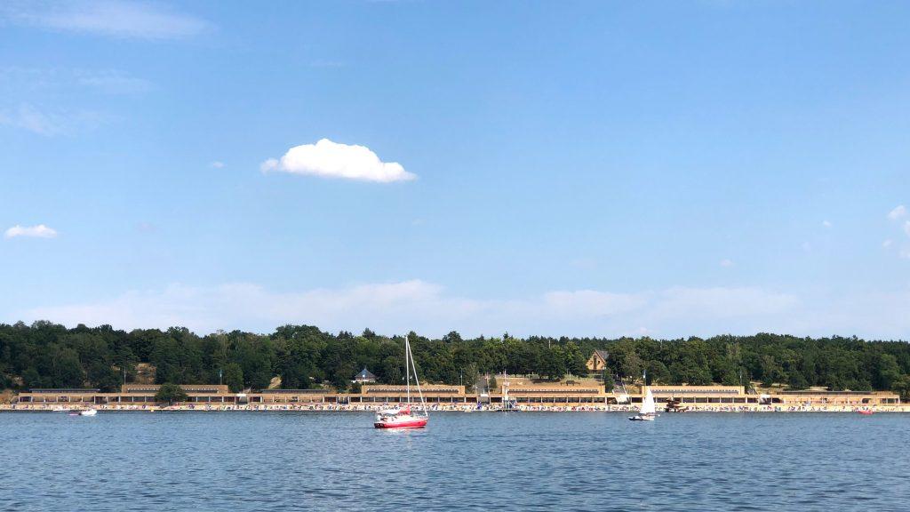 Wansee -järvi.